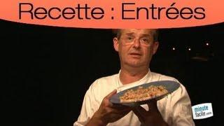 Cuisiner des tapas à l'andouillette façon Alain Darroze