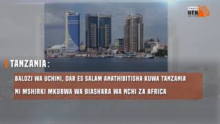 Mukhtasari Wa Habari 18/04/2019 New Africa TV Swahili