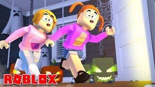 Roblox escape Room! Edição de Halloween!
