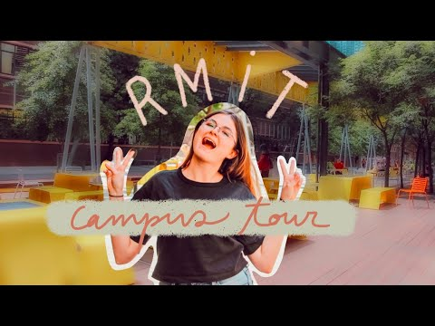 RMIT - My Experience, Campus Tour And Tips & Tricks - Au'riginalité
