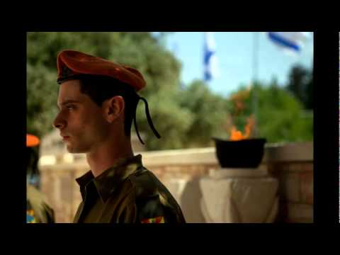 Israel marks Memorial Day for fallen IDF soldiers.avi