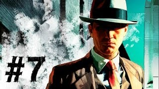 LA Noire Gameplay Walkthrough Part 7 - A Marriage Made in Heaven