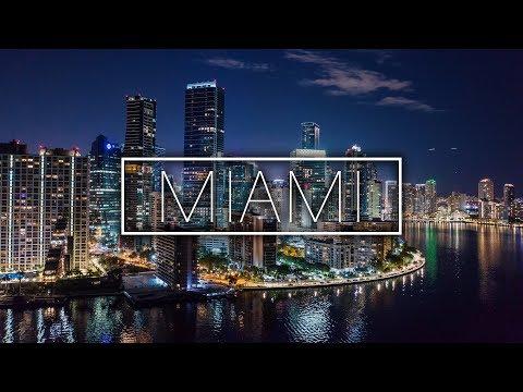 Miami by Drone in 4K - DJI Mavic 2 Pro