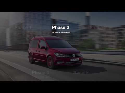 Volkswagen Singapore Caddy Campaign