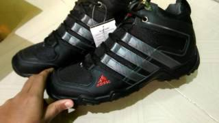 Unboxing Adidas Aztor Hiking shoe from