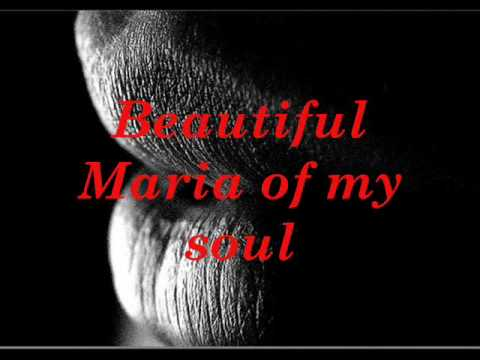 The Mambo Kings- Beautiful Maria Of My Soul (lyrics)