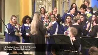 Classical Singers and LHS Girls Ensemble 2016
