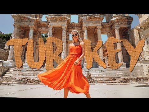 IS TURKEY SAFE? Traveling to KUSADASI + ANCIENT CITY OF EPHESUS