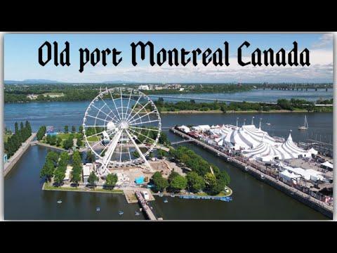 Old Port Montréal Canada 🇨🇦