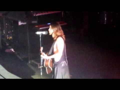 30 Seconds to Mars from 10-09-2013 concert Oblivion is out of date, kiss from a girl, and The Kill