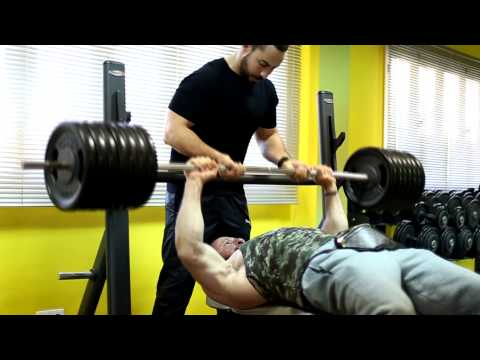 Big Abdo Hilali & Joseph Farrai - Chest And Back Workout 2015