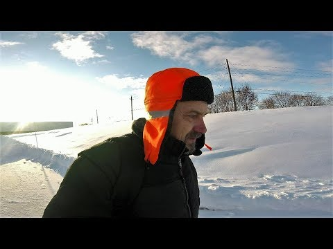SERGEI DRATCHEV HEAVY HAUL -- Episode #38 -- Snow, Ice, and Cold!