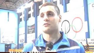 18-12-2011: Intervista a Michele Morelli nel post Molfetta-Loreto