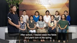 The Resurrection Gave Me Assurance of Salvation! : Yoon-Gyung Jun, Hanmaum Church