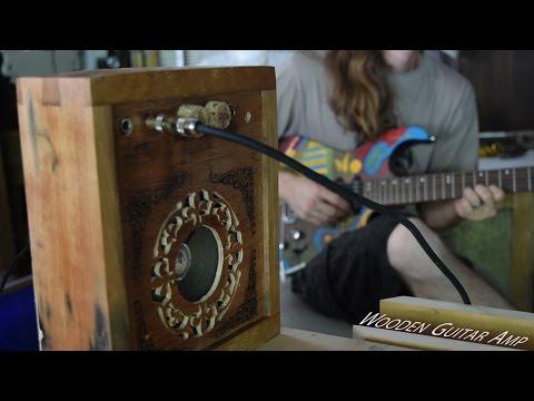 Wood Guitar Amp