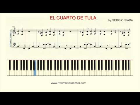 El Cuarto De Tula By Sergio Siaba Youtube