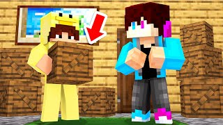Ik Kom Erachter Dąt Mijn BESTE VRIEND VERHUIST! (Minecraft Survival)