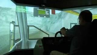 140-ton Dumptruck Simulator