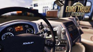 EURO TRUCK SIMULATOR 2 SCANDINAVIA DLC with AMG+ROBIN #2
