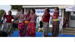 Limbu Dance, Kirat Yakthung Chumlung UK (2068/2011)