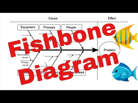 Fishbone Diagram Tool Of Investigation