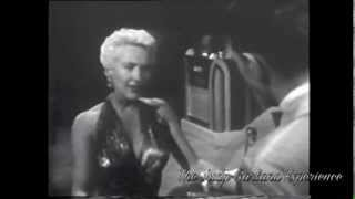 Betty grable live tv 1954  harry james       a whole lotta leg goin' on