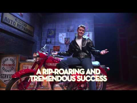 Happy Days - A New Musical Trailer