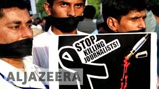 Hundreds of journalists over past decade killed while working across the world