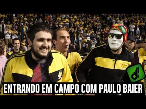 ENTRANDO EM CAMPO COM PAULO BAIER