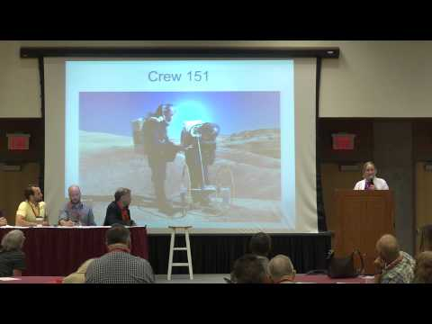 Mars Desert Research Station (MDRS) Panel - 18th Annual International Mars Society Convention