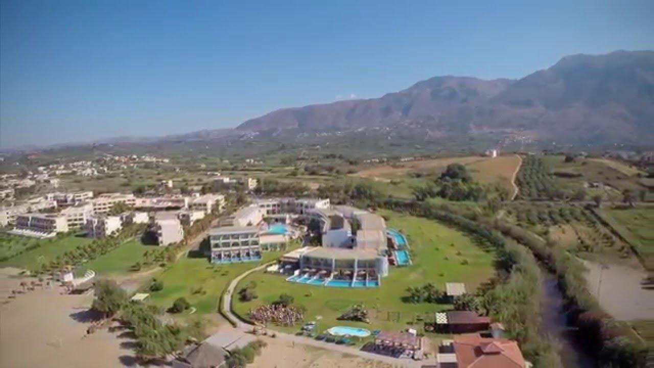 Hotel Mythos Palace Georgioupolis Kreta Griechenland