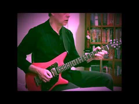 Blues Guitar Solo on a Music Man Albert Lee HH