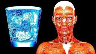 Günde 3 litre su içen kadın