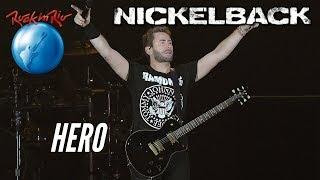 Nickelback - hero @rock in rio viii ...