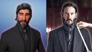 All Fortnite Outfit in Real Life | Fortnite Characters look alike IRL - LB 😂