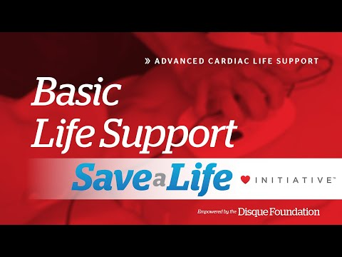 3a. Basic Life Support, Advanced Cardiac Life Support (ACLS) (2020)