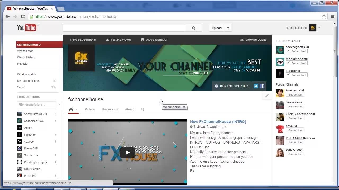 New one channel banner DOWNLOAD (NEW SIZE LAYOUT) - YouTube