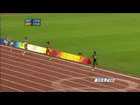Athletics - Women's 1500M - Final - Beijing 2008 Summer Olympic Games