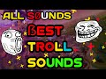 Popular Troll Sounds Effect Youtubers Use   Sounds Effects   Funny Sounds Effects    GENERAL ADi