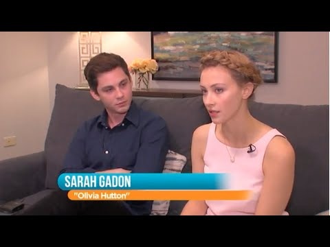 'Indignation' Interview with Logan Lerman and Sarah Gadon