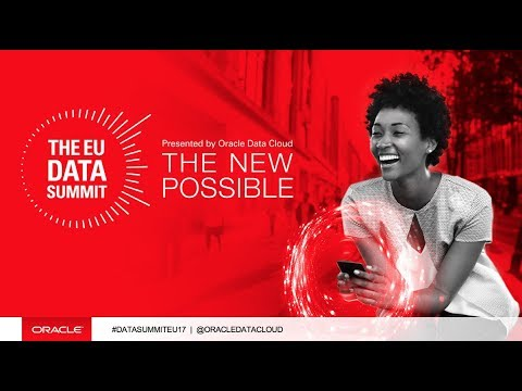 Attention is the new currency | Oracle | The Data Summit EU