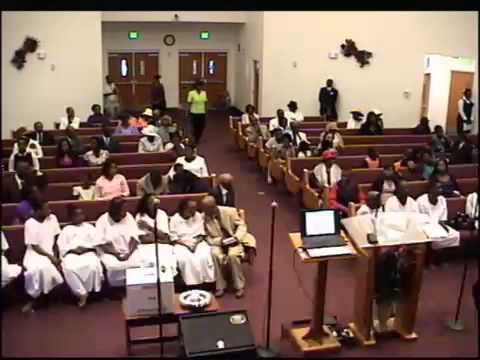 Eden SDA church / Bethanie SDA church effort devangelisation