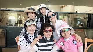 한국미래여성기업인회 골프회 국내투어