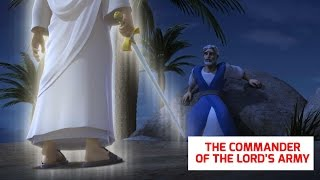 The Commander of the Lord's Army - Superbook