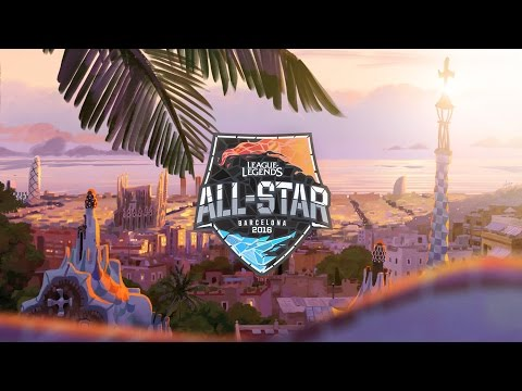 2016 All-Star Event: Fire and Ice in Barcelona