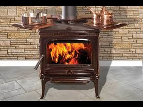 Best Cast Iron Wood Burning Stove Value Youtube