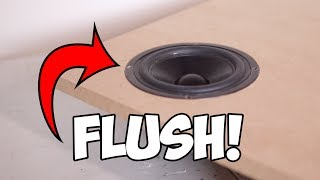 How To PERFECTLY Mount A Speaker EVERY TIME!