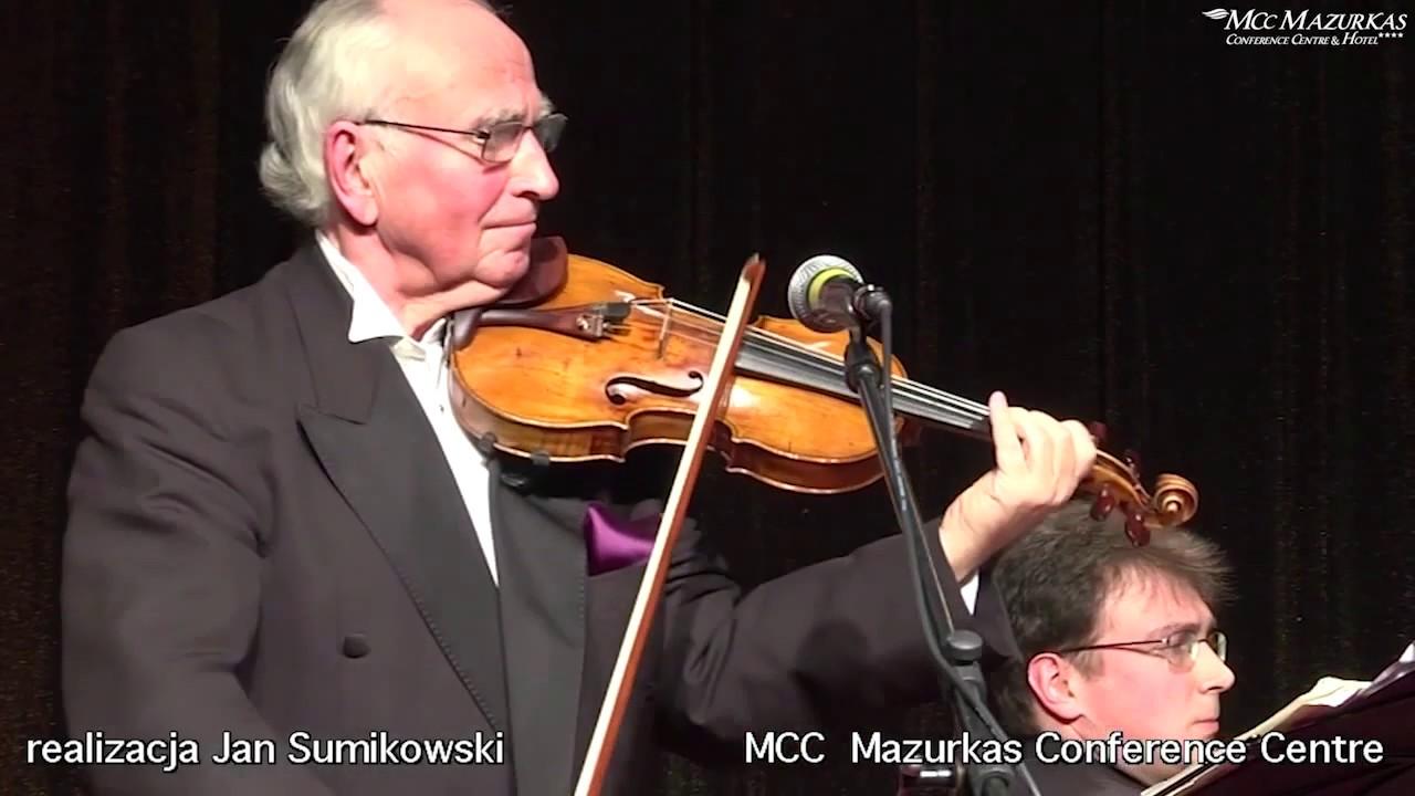 IV Forum Humanum Mazurkas - Krzysztof Jakowicz skrzypce i Robert Morawski fortepian