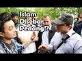 Penyombong Bertegas Islam Disebar Pedang Dibasuh Bro Mansur!