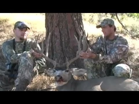Download Muzzleloader Mule Deer Hunt on Utah General Unit - MossBack